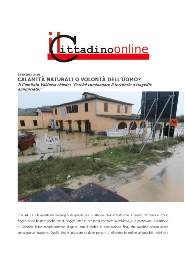 2013.10.23 cittadino one line_perche' condannare territorio_1