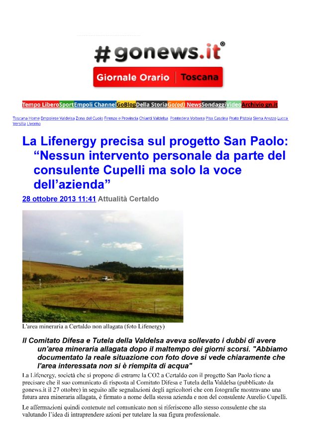 2013.10.28 gonews_No interventi personali_cupelli_lifenergy