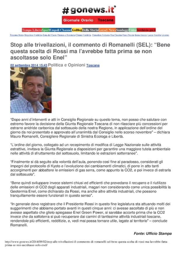 2014.09.02 gonews_Romanelli_stop trivellazioni