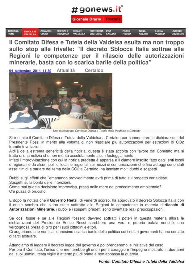 2014.09.04 Gonews_Comitato_basta scarica barile