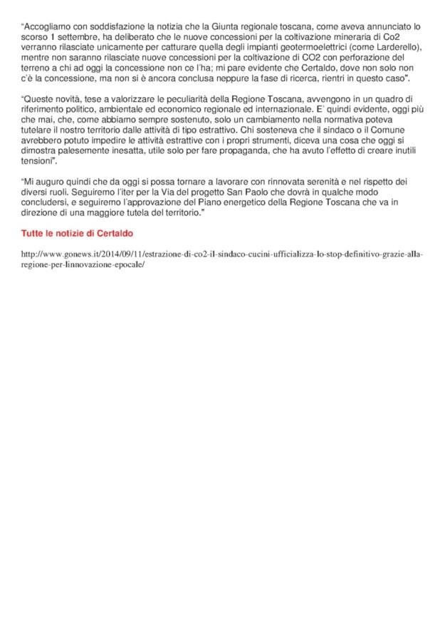 2014.09.11 Gonews_Cucini ufficializza lo stop CO2_02