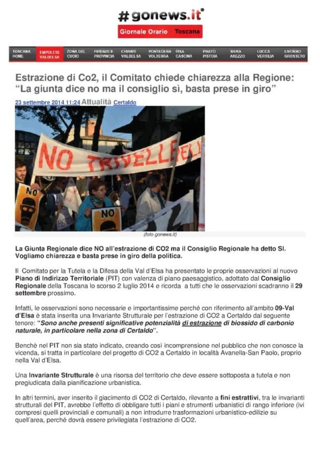 2014.09.23 Gonews_La giunta dice NO e il consiglio SI_01