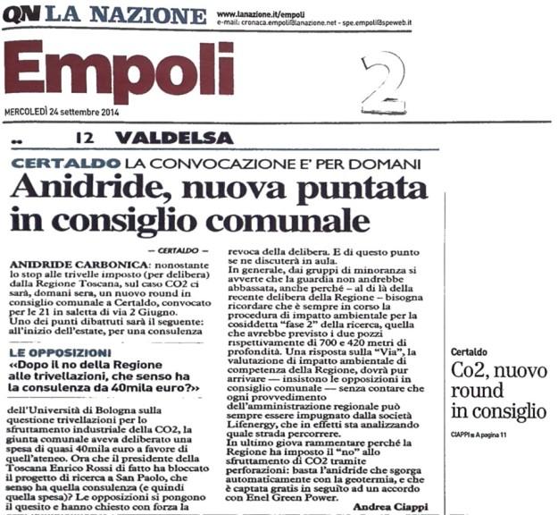 2014.09.24 La Nazione
