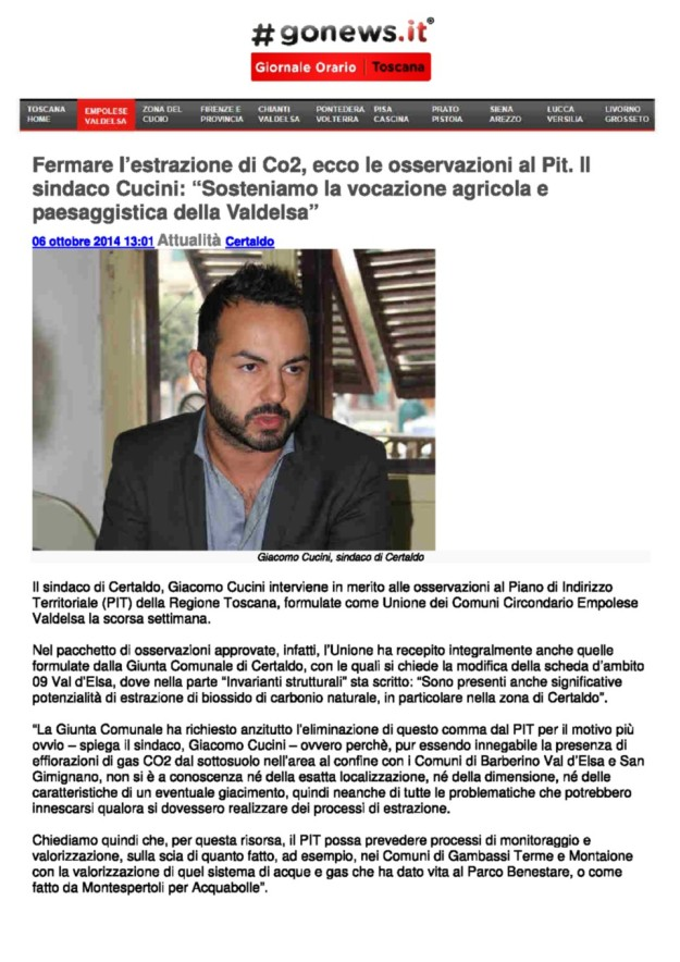 2014.10.06 Gonews_Cucini...tiene l'agricoltura_01