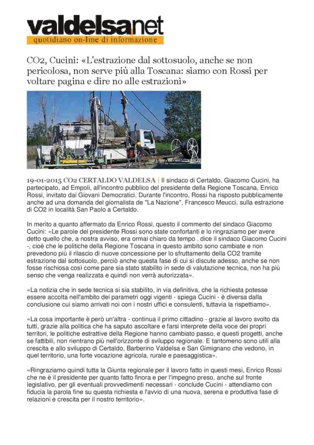 2015.01.19 ValdelsaNet_Cucini no CO2 con Rossi