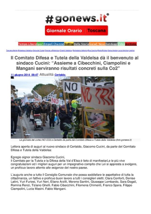 2014.06.11 gonews_comitato da il benvenuto a Cucini_1