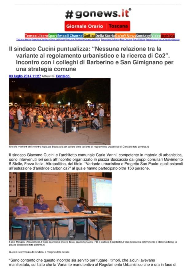2014.07.02 gonews_Variante il sindaco pumtualizza_1